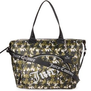 Juicy Couture Star Studded Weekender!! Nwt!!